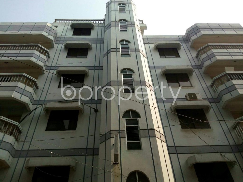 Front view - 1 Bed Apartment to Rent in Mohammadpur, Dhaka - 1847670