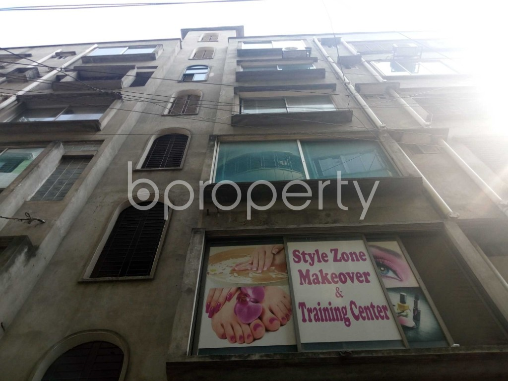 Front view - Office to Rent in Shyamoli, Dhaka - 1847685
