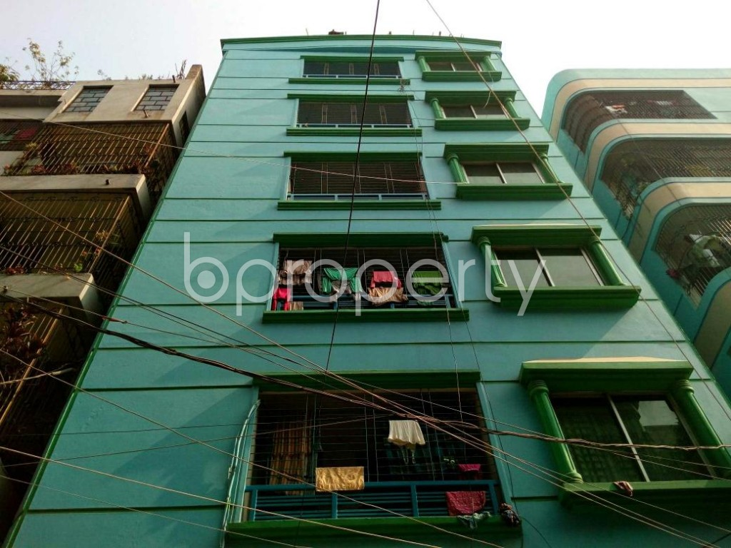 Front view - 2 Bed Apartment to Rent in Mohammadpur, Dhaka - 1847692