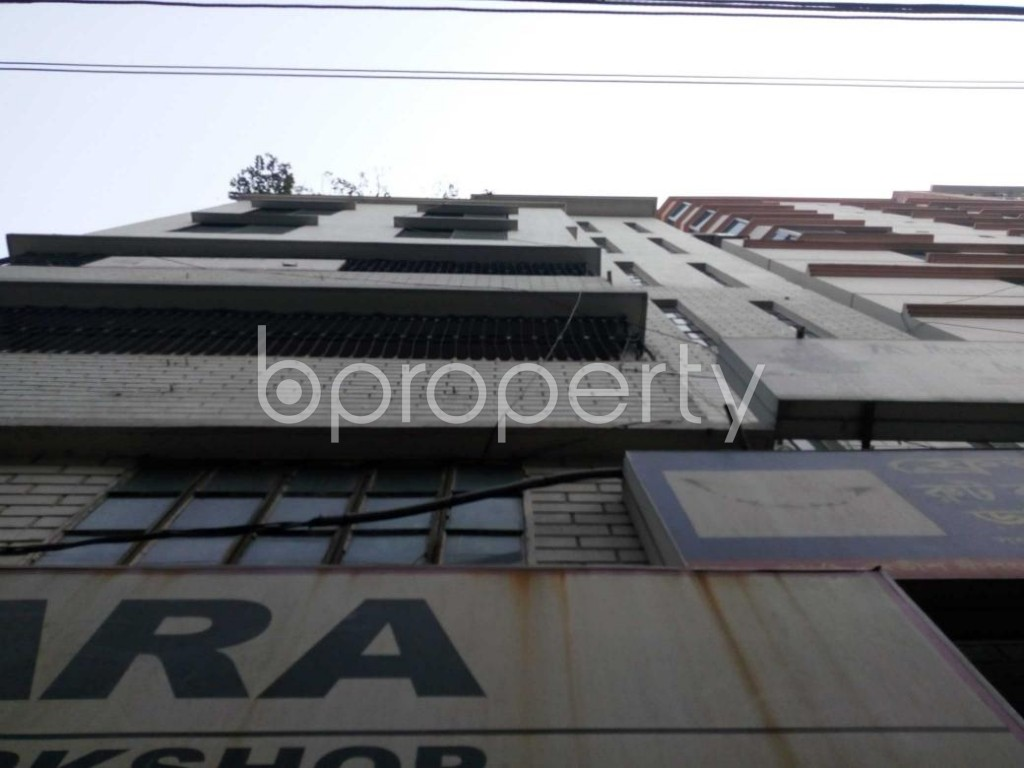 Front view - Office to Rent in Bashabo, Dhaka - 1847718