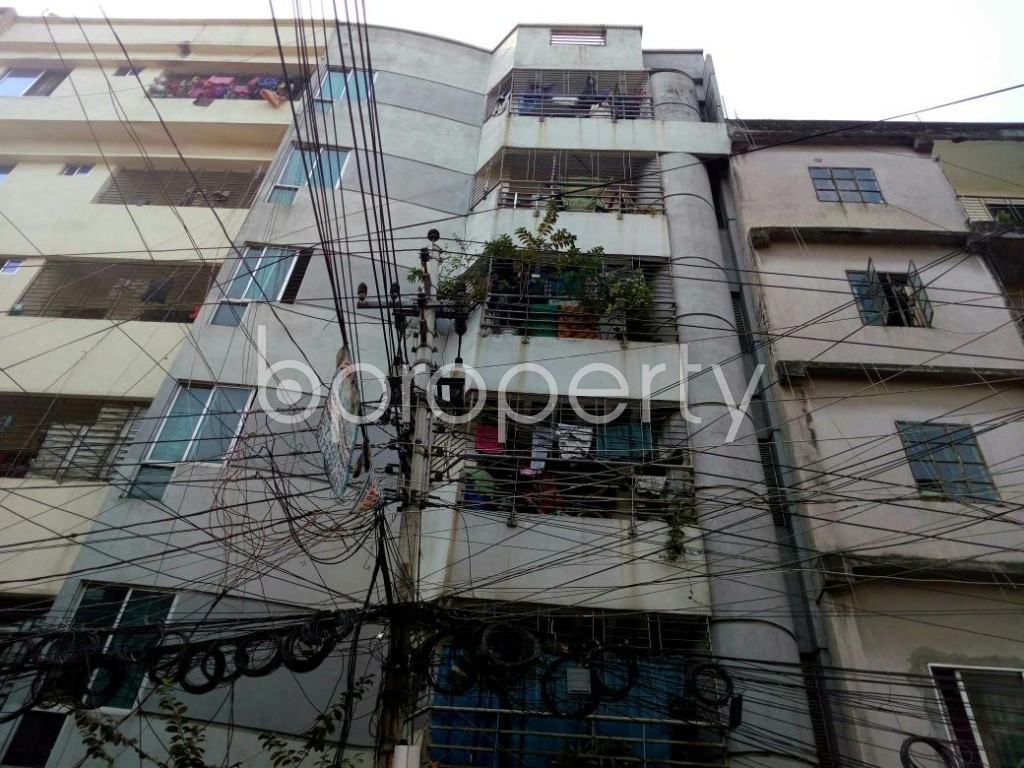 Front view - Office to Rent in Lalmatia, Dhaka - 1847726