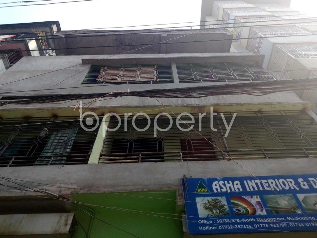Front view - Office to Rent in Mugdapara, Dhaka - 1847730
