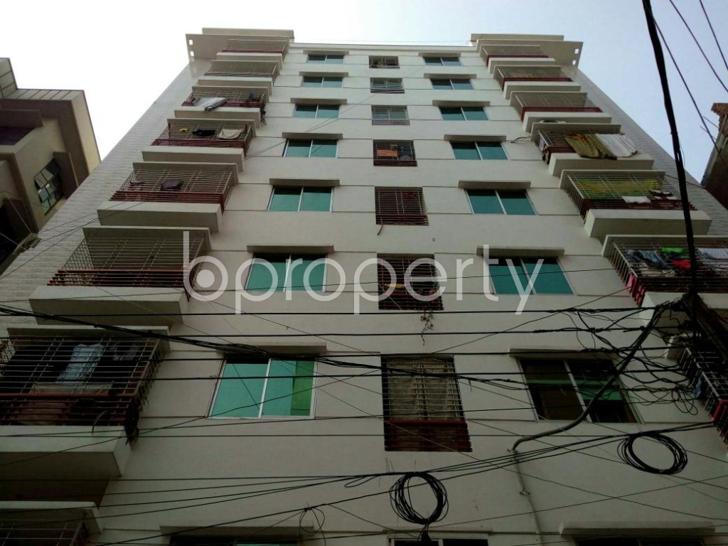 Front view - 3 Bed Apartment to Rent in Mohammadpur, Dhaka - 1847729