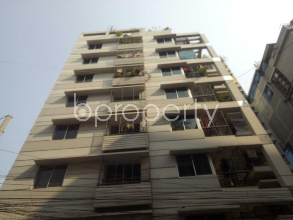 Front view - 3 Bed Apartment to Rent in Baridhara, Dhaka - 1847743
