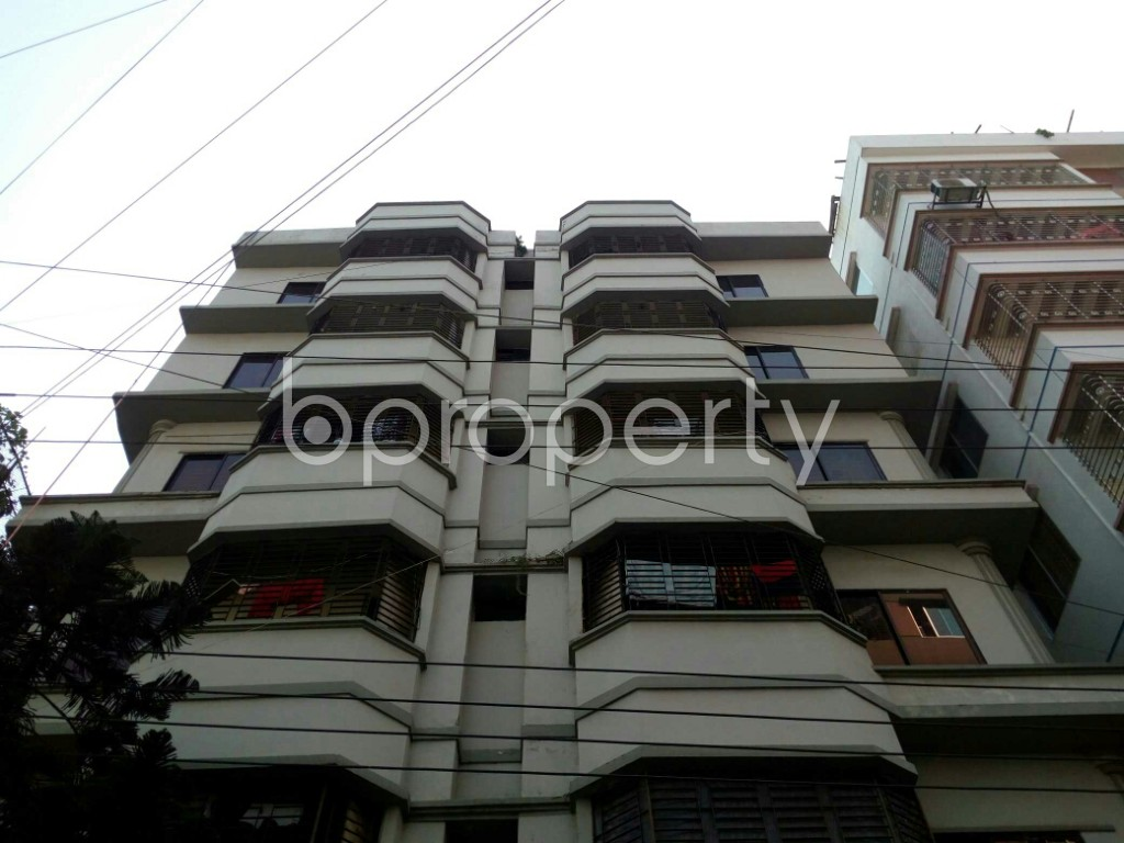 Front view - Office to Rent in Mirpur, Dhaka - 1847763