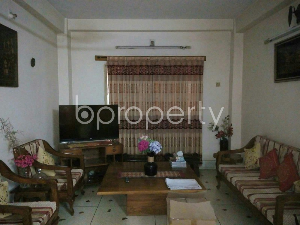 Dining area - 3 Bed Apartment to Rent in Mohammadpur, Dhaka - 1847760