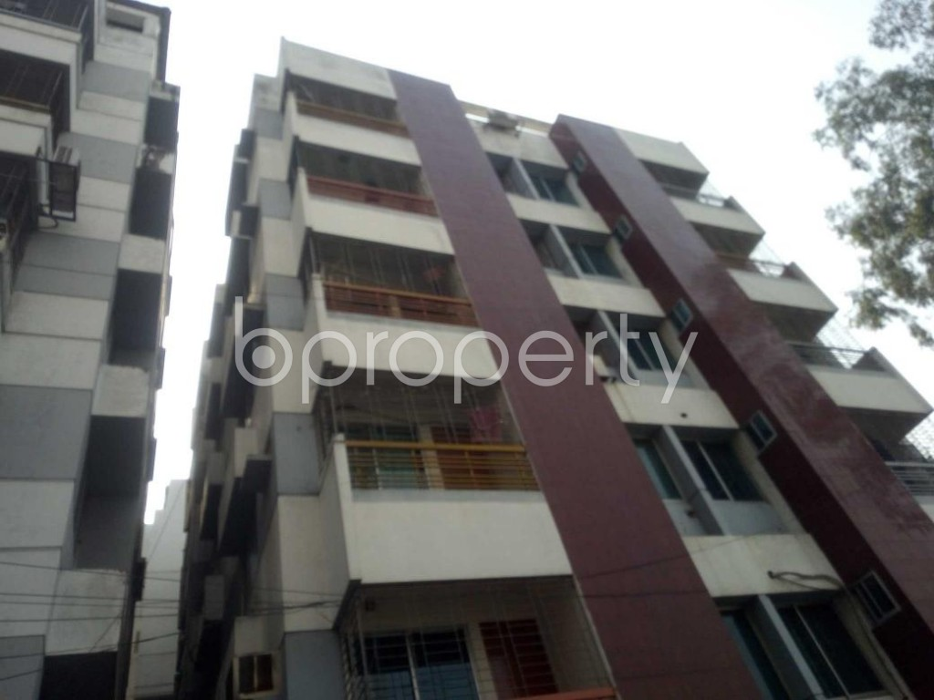 Front view - 3 Bed Apartment to Rent in Baridhara, Dhaka - 1847765