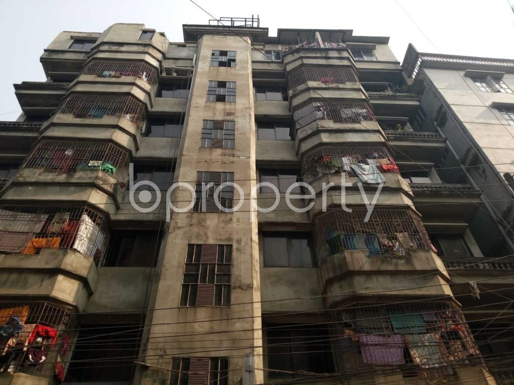 Front view - Office to Rent in Mugdapara, Dhaka - 1847773