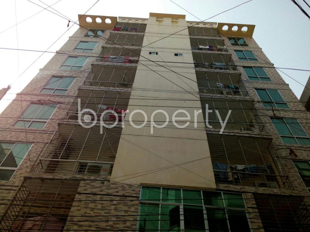 Front view - 2 Bed Apartment to Rent in Mohammadpur, Dhaka - 1847775