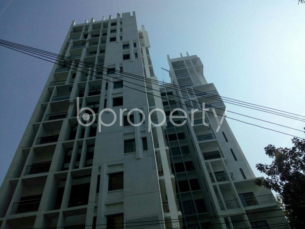 Front view - 3 Bed Apartment for Sale in Khulshi, Chattogram - 1847799