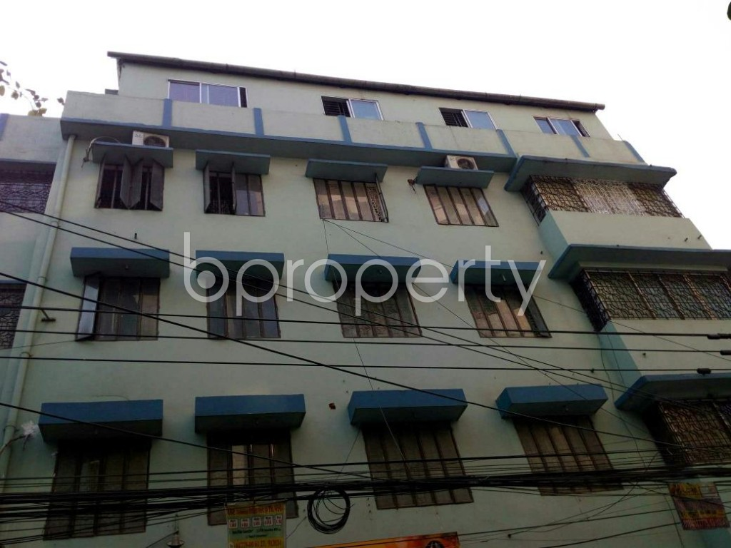 Front view - Office to Rent in Lalmatia, Dhaka - 1847890