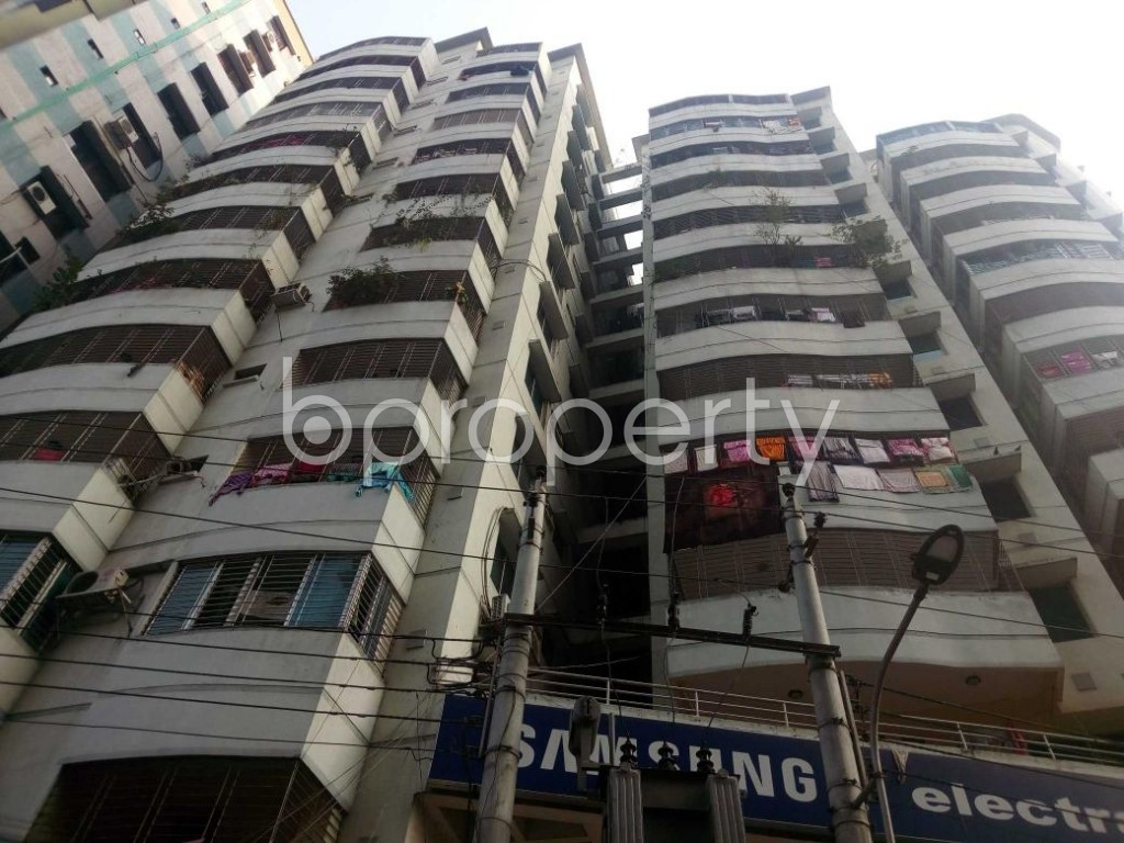 Front view - Office to Rent in Hatirpool, Dhaka - 1847895
