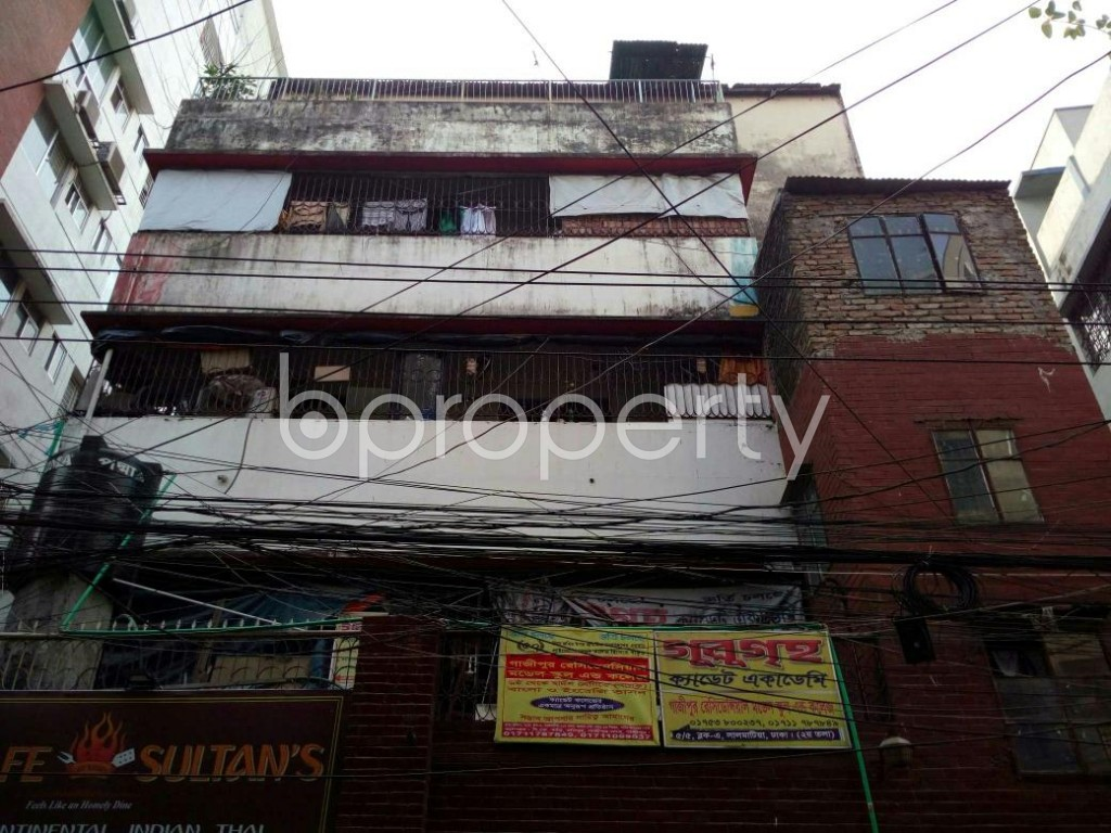 Front view - Office to Rent in Lalmatia, Dhaka - 1847904