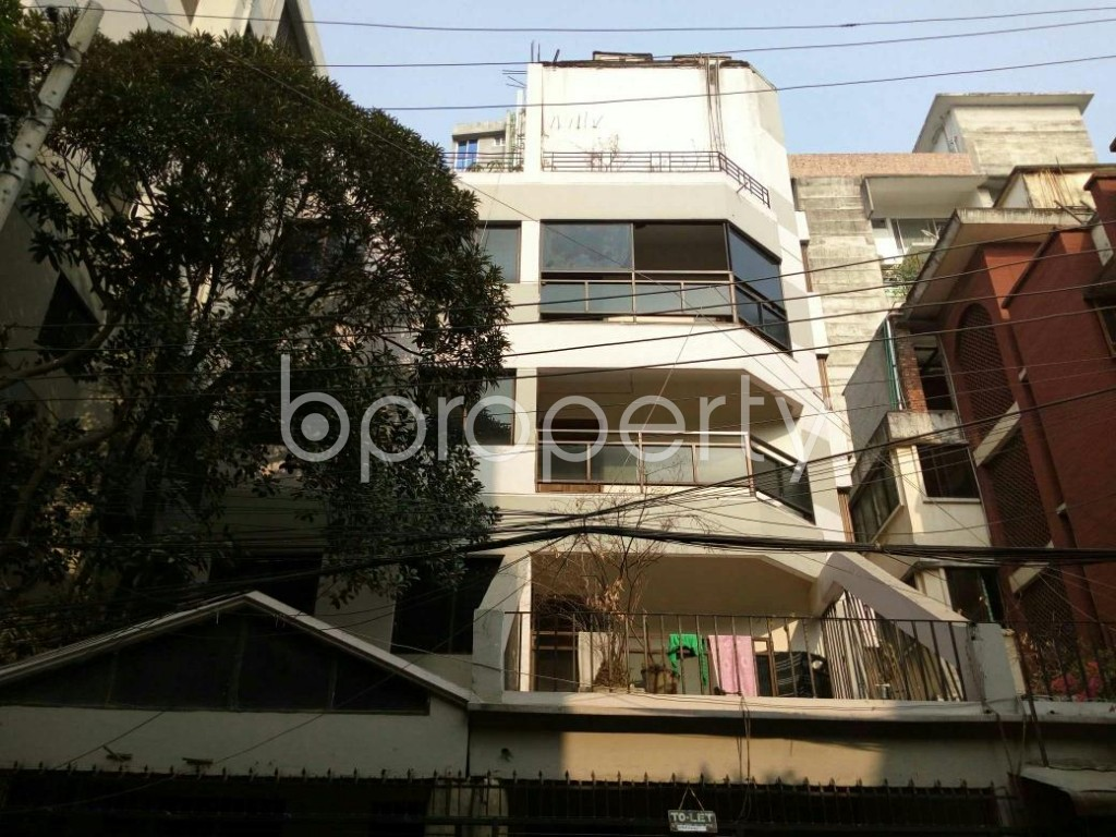 Front view - Office to Rent in Lalmatia, Dhaka - 1847949