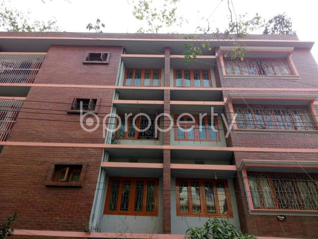 Front view - Office to Rent in Lalmatia, Dhaka - 1847955