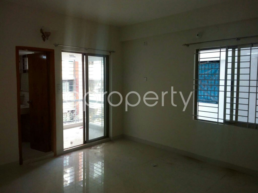 Bedroom - 3 Bed Apartment to Rent in Bashundhara R-A, Dhaka - 1848028