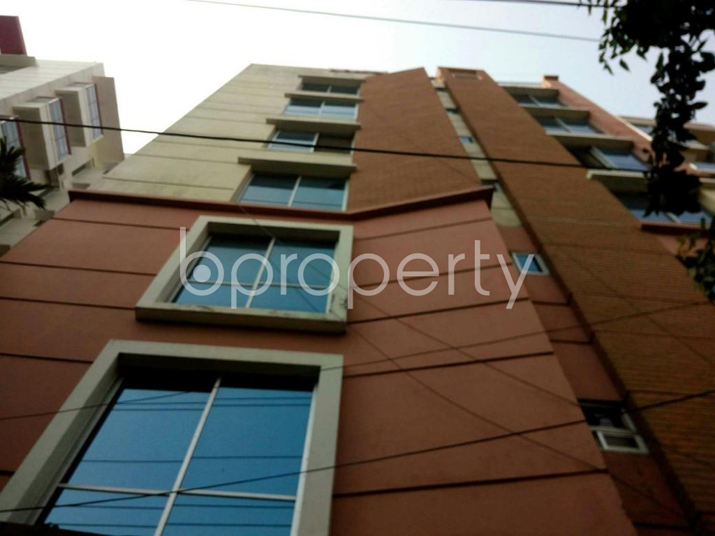 Front view - 3 Bed Apartment to Rent in Uttara, Dhaka - 1848030