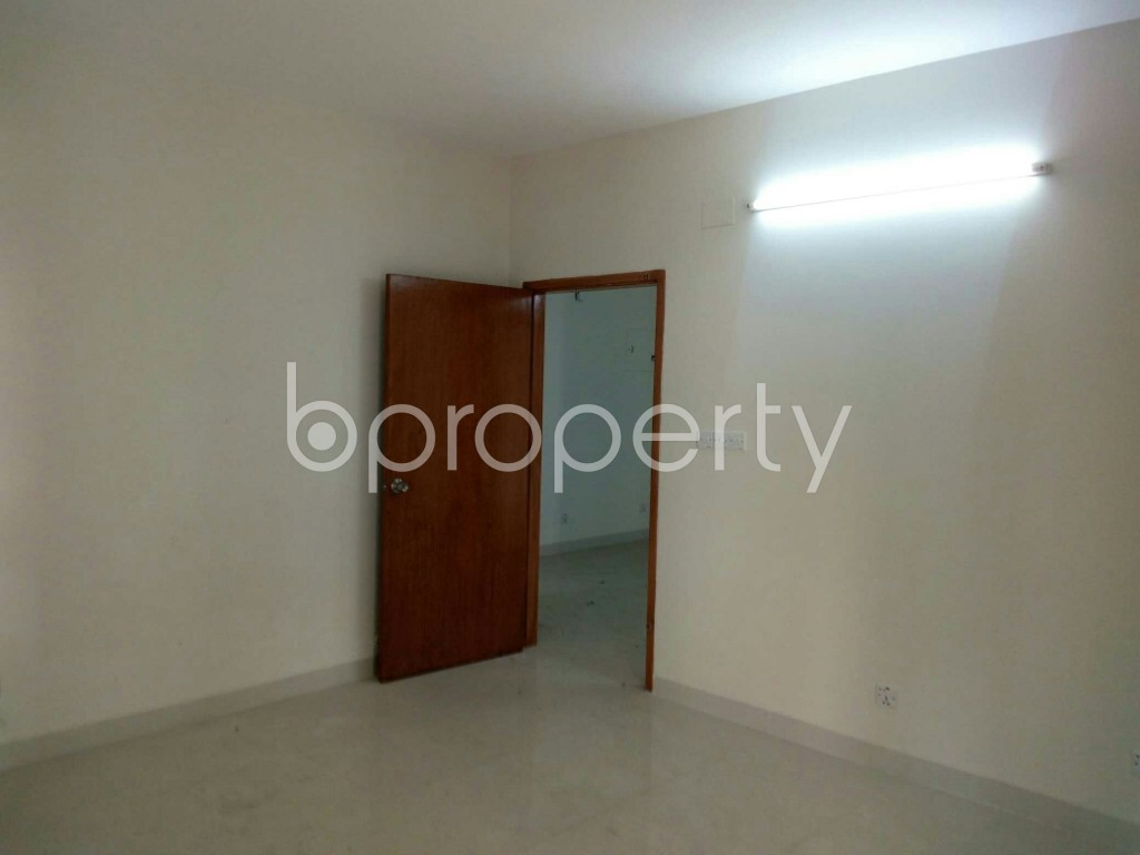 Bedroom - 3 Bed Apartment to Rent in Bashundhara R-A, Dhaka - 1848038
