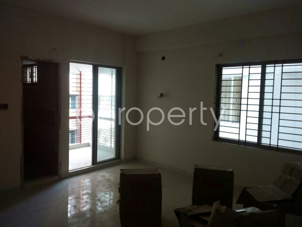 Bedroom - 3 Bed Apartment to Rent in Bashundhara R-A, Dhaka - 1848039