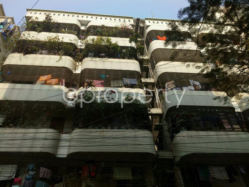 Front view - 2 Bed Apartment to Rent in Mirpur, Dhaka - 1848044