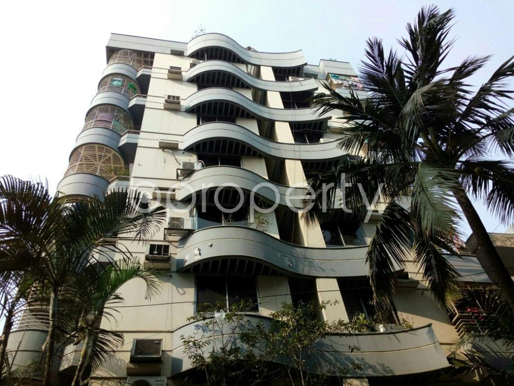 Front view - 2 Bed Apartment to Rent in Lalmatia, Dhaka - 1848049