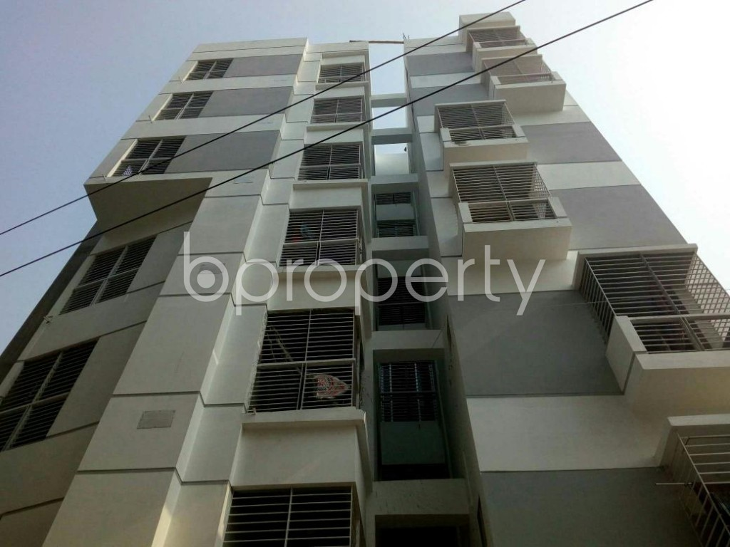 Front view - 2 Bed Apartment for Sale in Dakshin Khan, Dhaka - 1848055