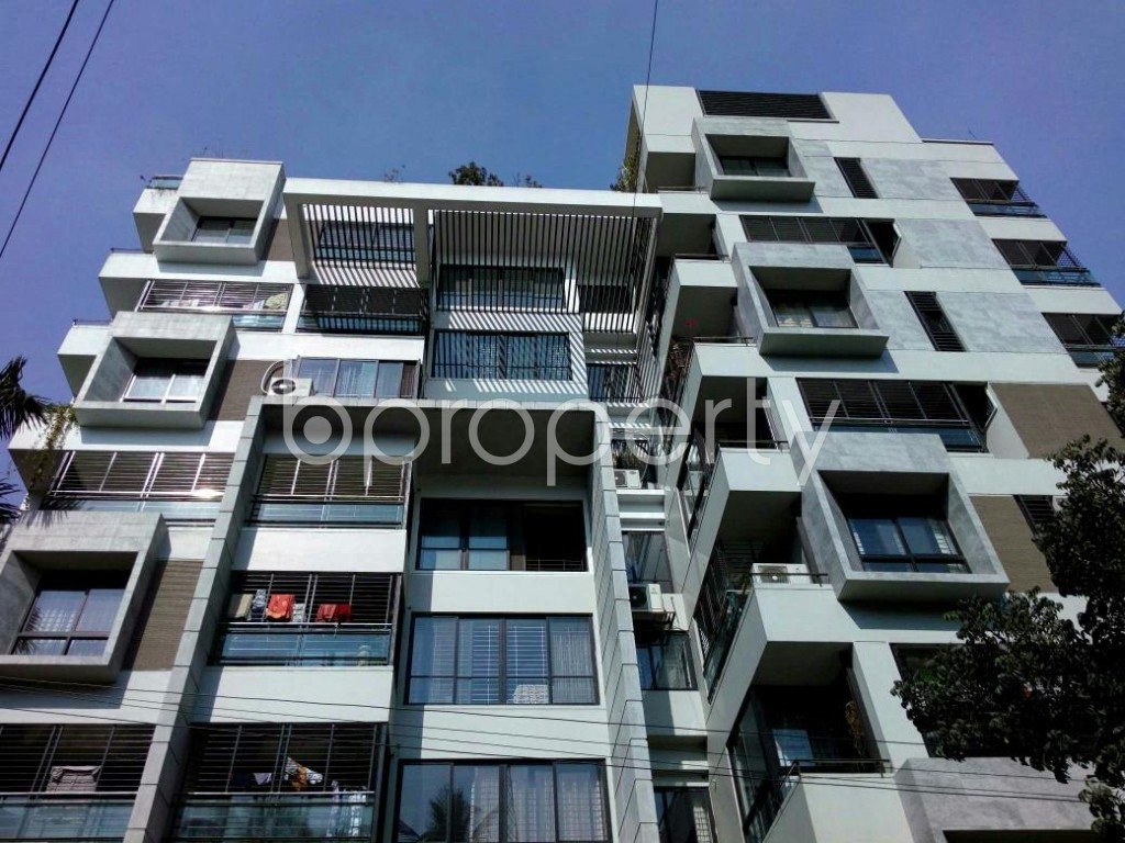 Front view - 3 Bed Apartment to Rent in Dhanmondi, Dhaka - 1848059