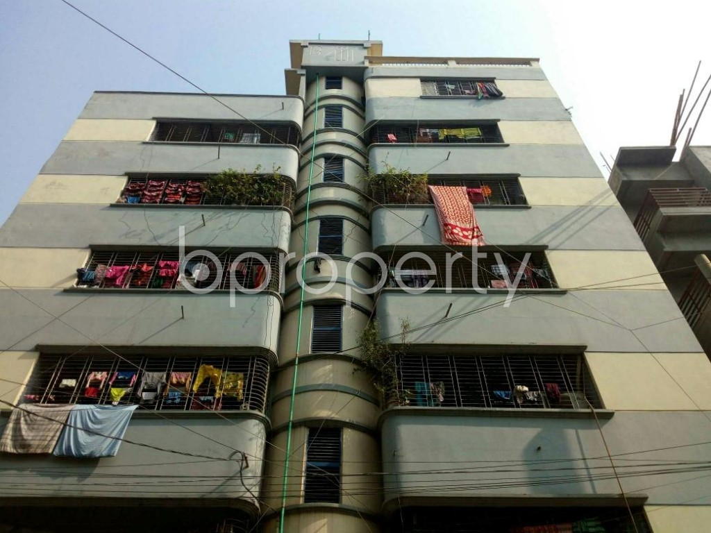 Front view - 2 Bed Apartment to Rent in Mirpur, Dhaka - 1848062