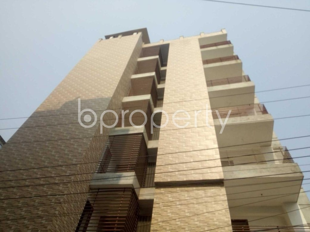 Front view - Office to Rent in Baridhara, Dhaka - 1848065