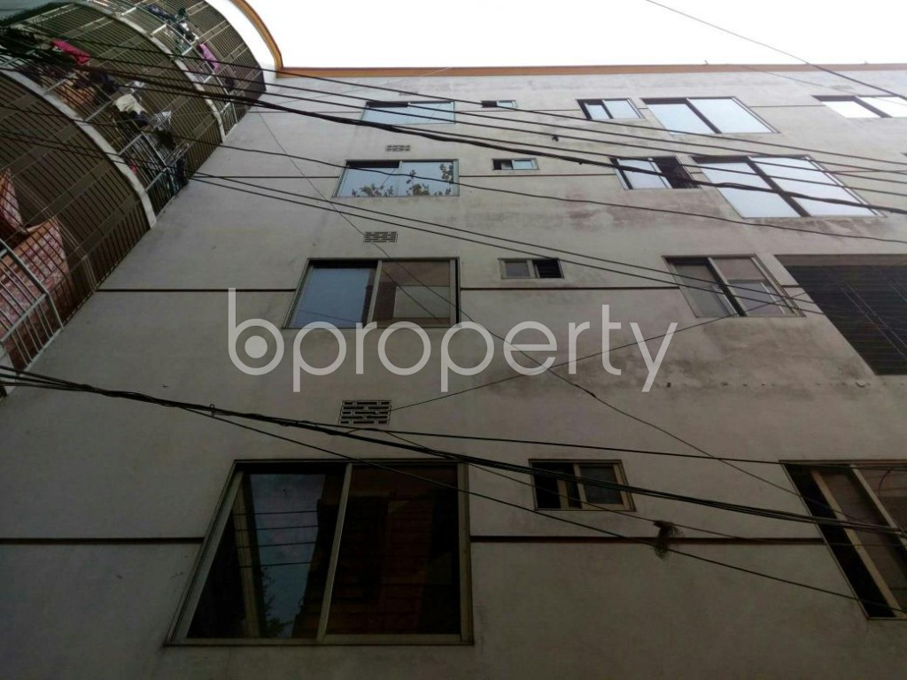 Front view - 2 Bed Apartment to Rent in Mirpur, Dhaka - 1848066