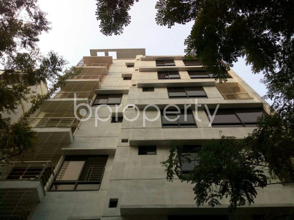 Front view - 3 Bed Apartment for Sale in Mirpur, Dhaka - 1848010