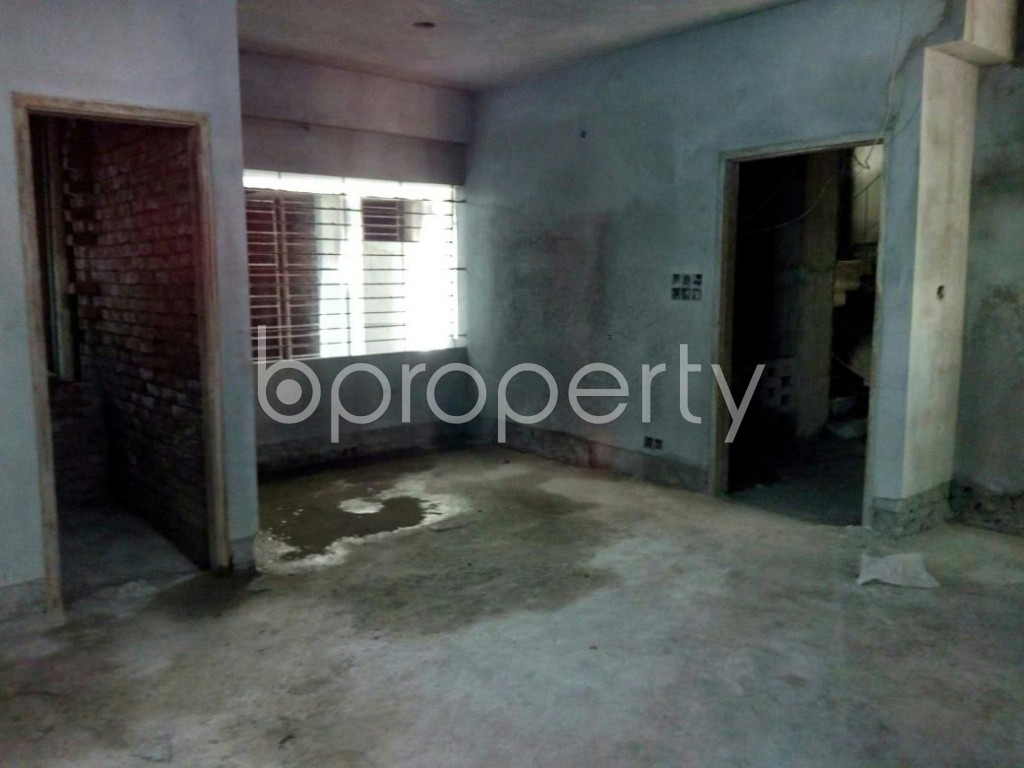 Dining area - 3 Bed Apartment for Sale in Adabor, Dhaka - 1848067