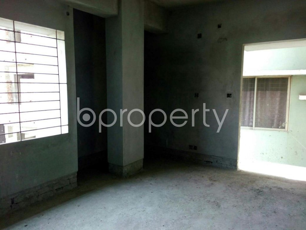 Bedroom - 3 Bed Apartment for Sale in Adabor, Dhaka - 1848068