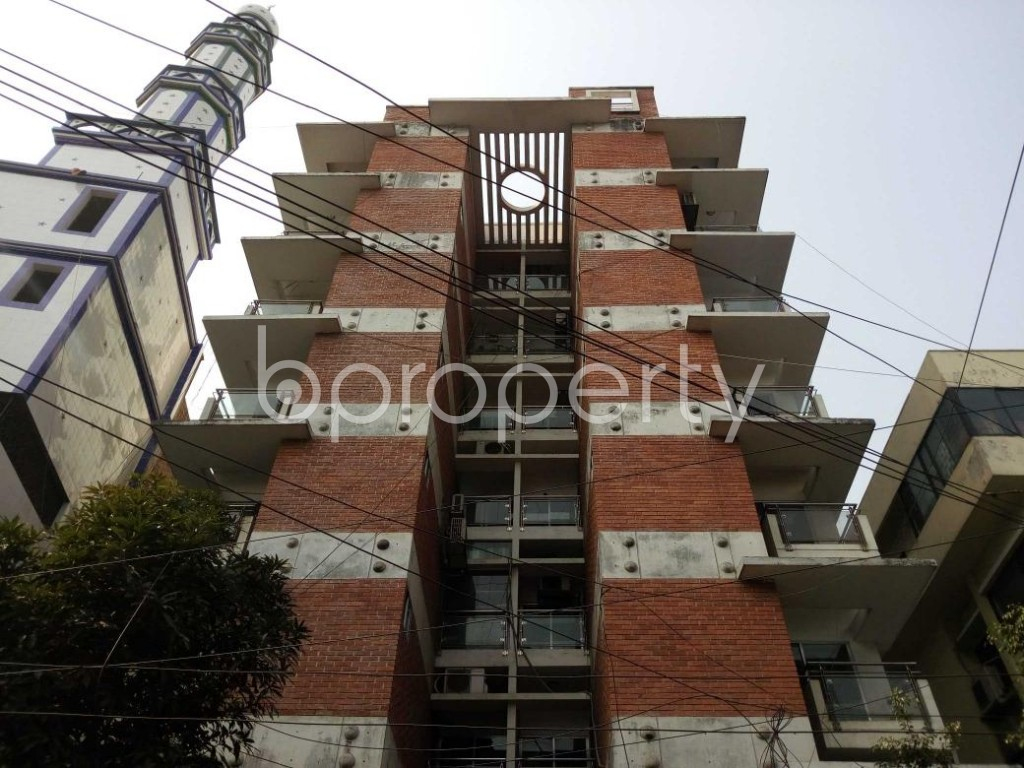 Front view - Office to Rent in Banani, Dhaka - 1848076