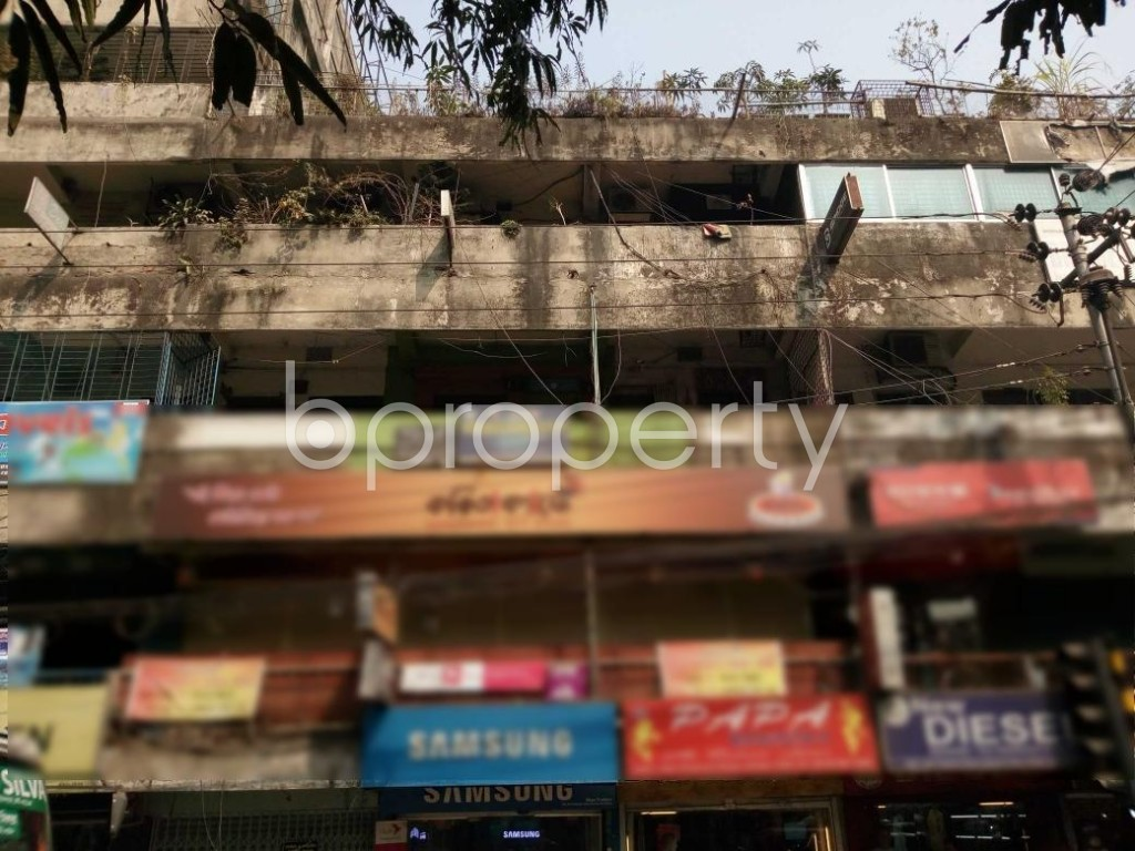 Front view - Office to Rent in Hatirpool, Dhaka - 1848078