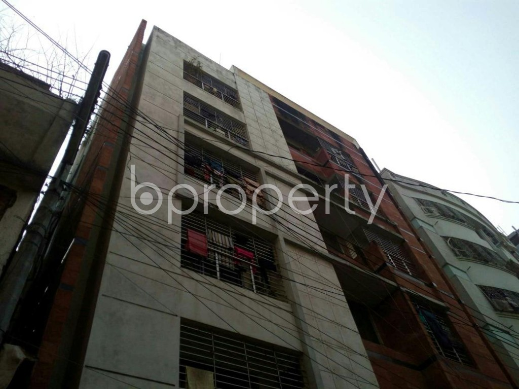 Outside view - 3 Bed Apartment to Rent in Mirpur, Dhaka - 1848083