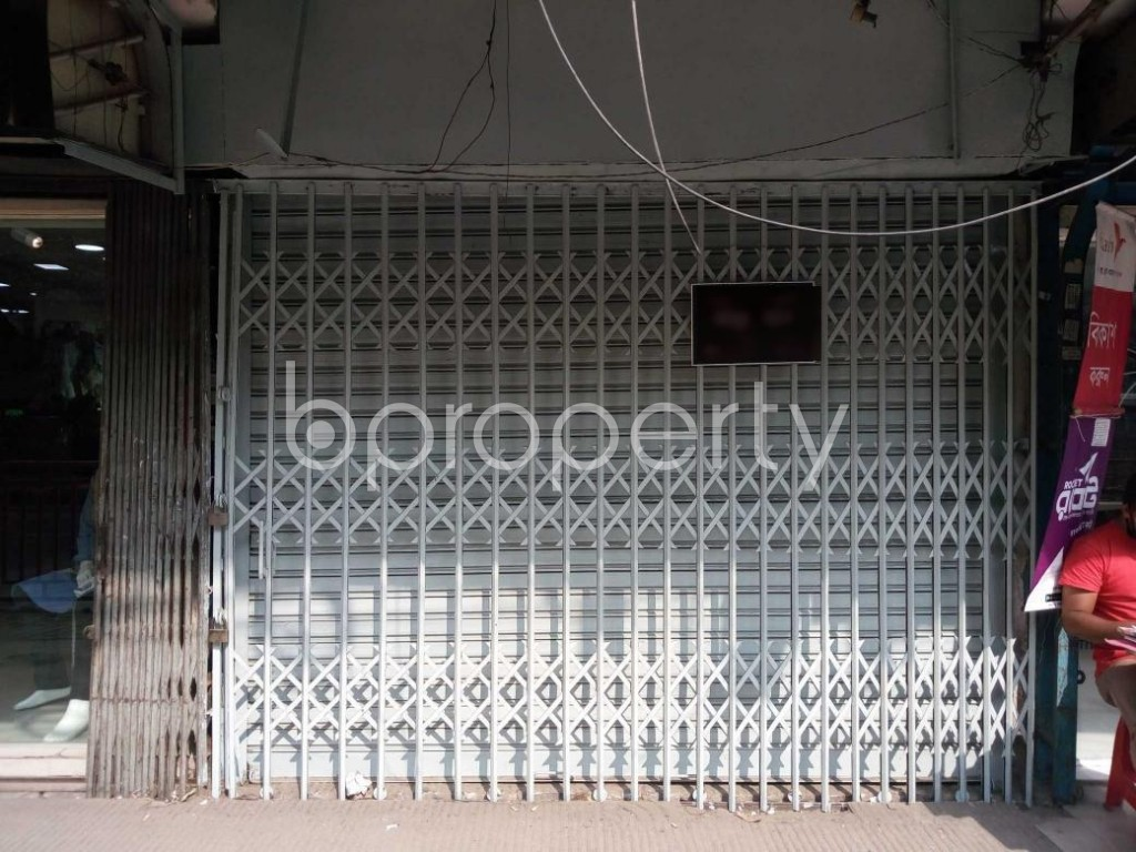 Front view - Shop to Rent in Hatirpool, Dhaka - 1848086