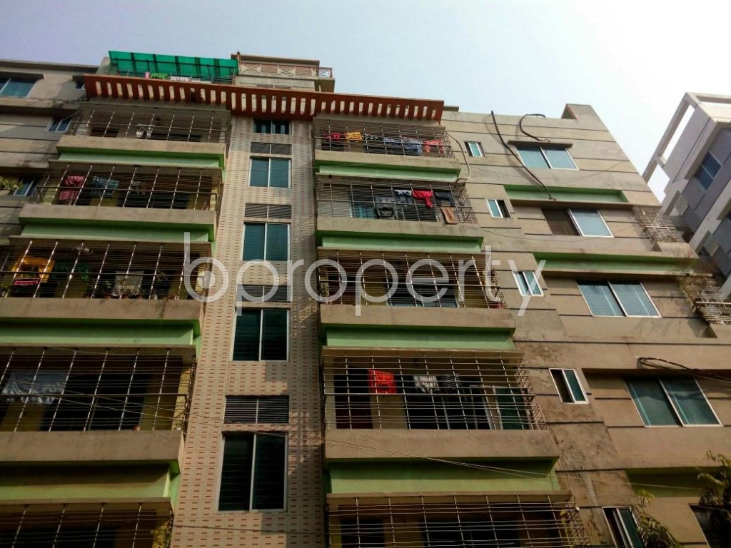 Front view - 2 Bed Apartment to Rent in Mirpur, Dhaka - 1848091