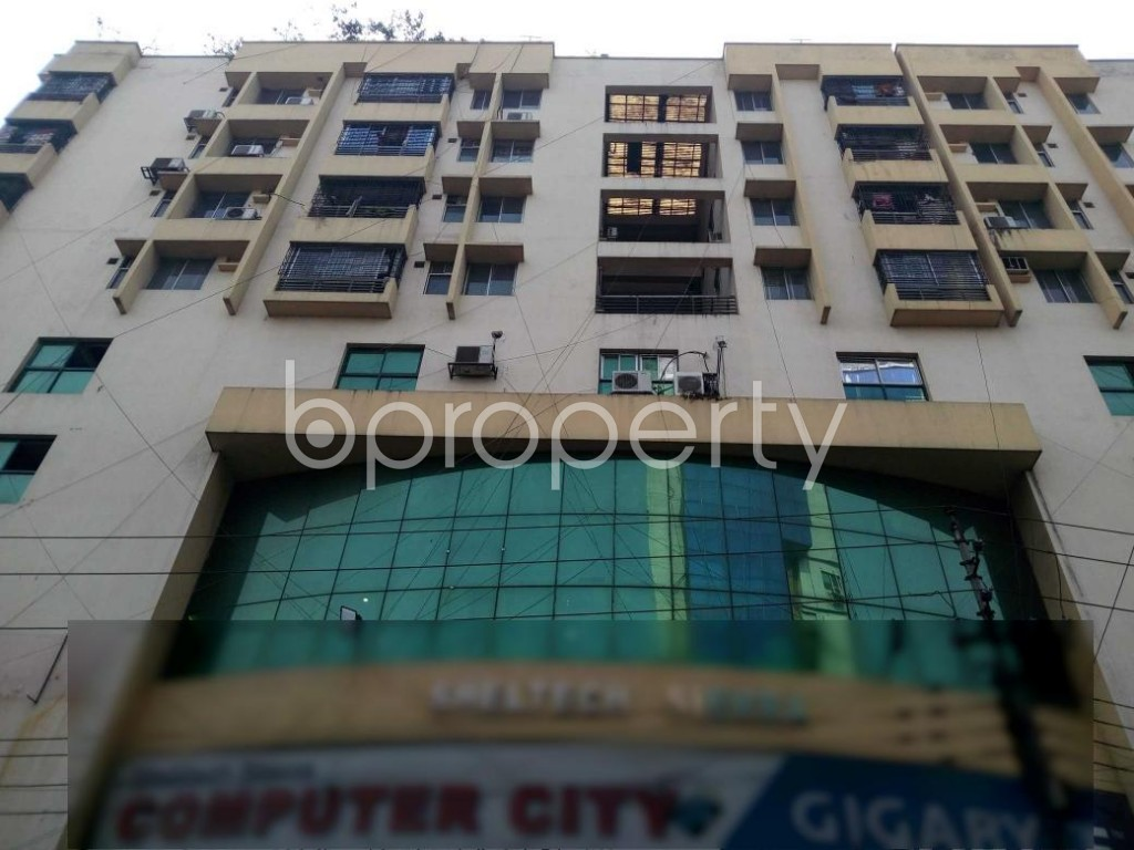 Front view - Shop to Rent in Hatirpool, Dhaka - 1848097
