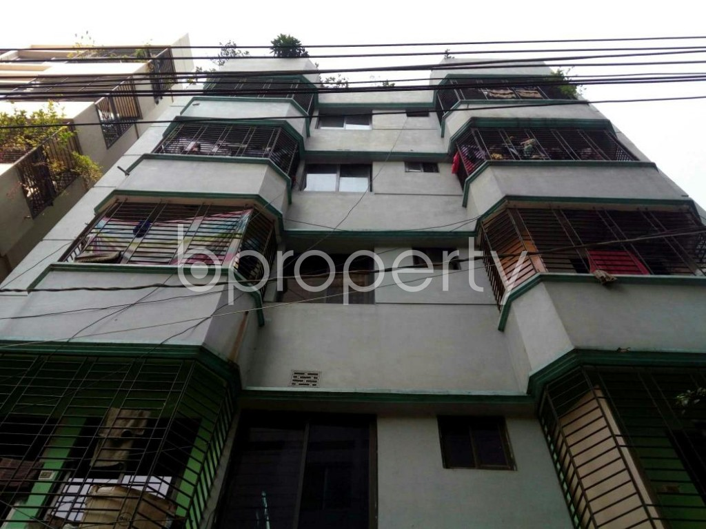 Front view - 2 Bed Apartment to Rent in Mirpur, Dhaka - 1848100