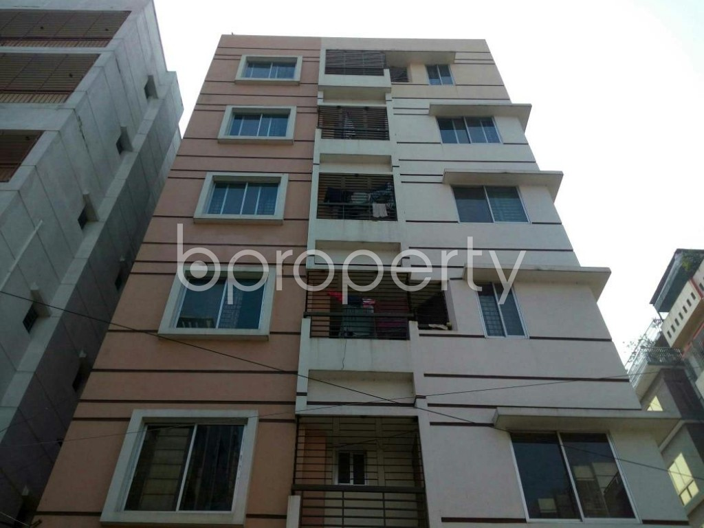 Front view - 2 Bed Apartment to Rent in Uttara, Dhaka - 1848106