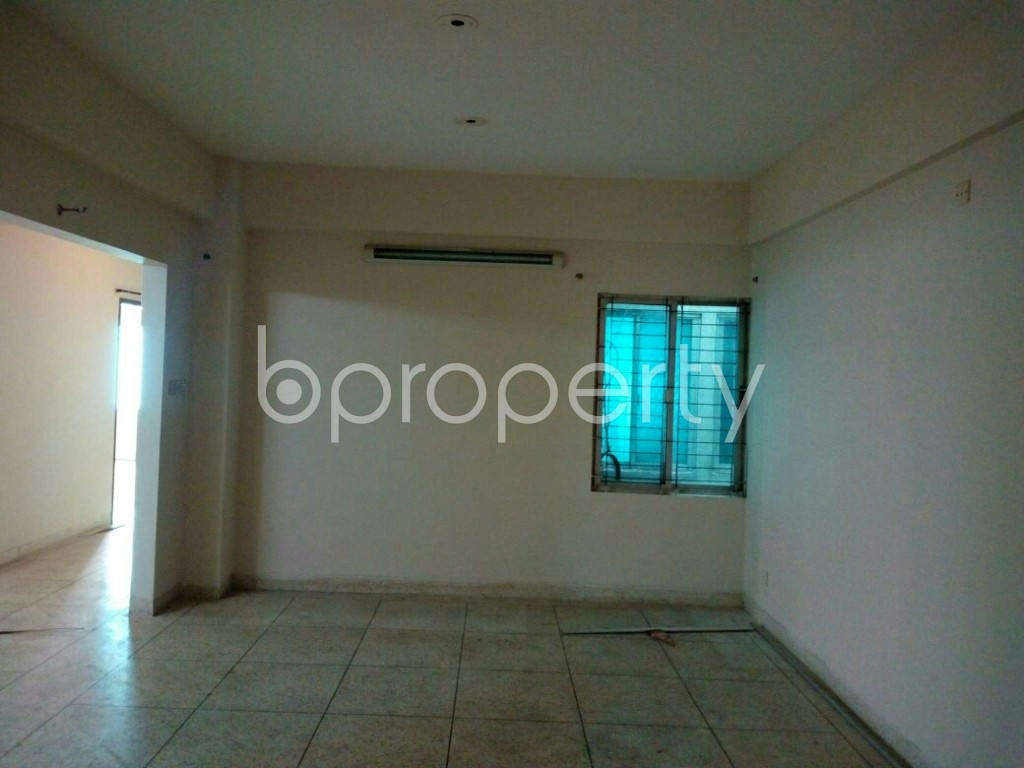 Empty Room - 3 Bed Apartment for Sale in Bashundhara R-A, Dhaka - 1848114