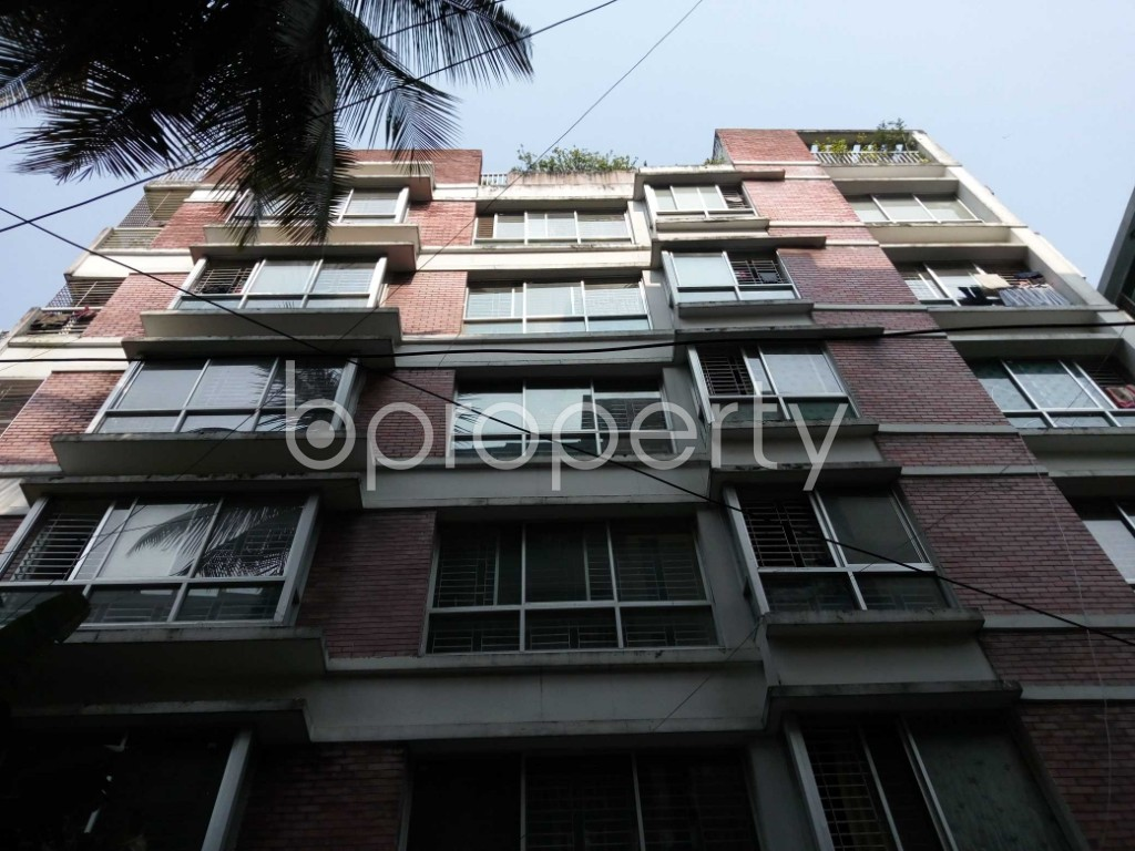 Front view - 3 Bed Apartment for Sale in 22 No. Enayet Bazaar Ward, Chattogram - 1848123