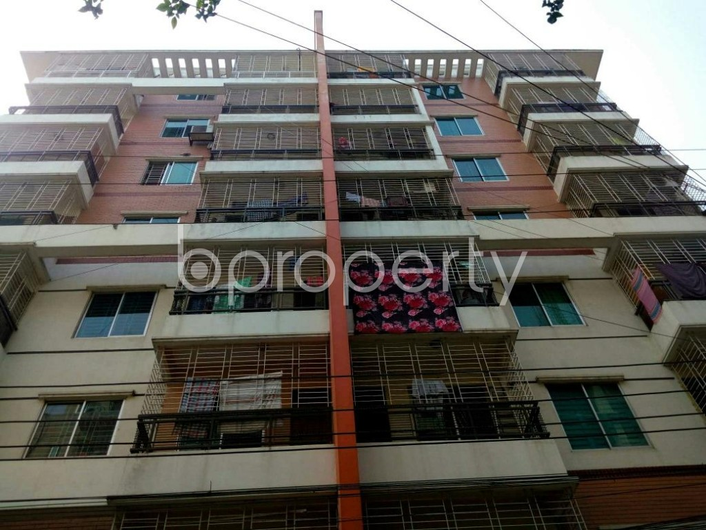Front view - 3 Bed Apartment to Rent in Mirpur, Dhaka - 1848112