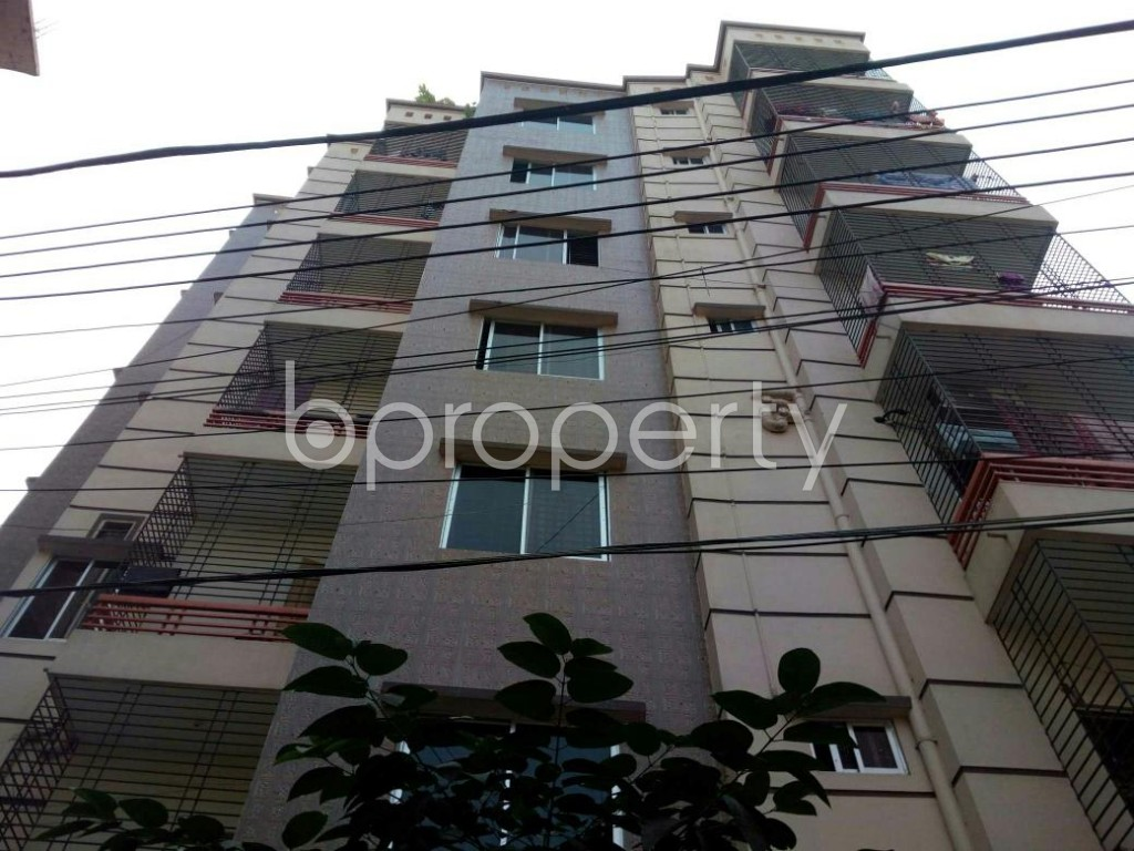 Front view - 3 Bed Apartment to Rent in Mirpur, Dhaka - 1848124