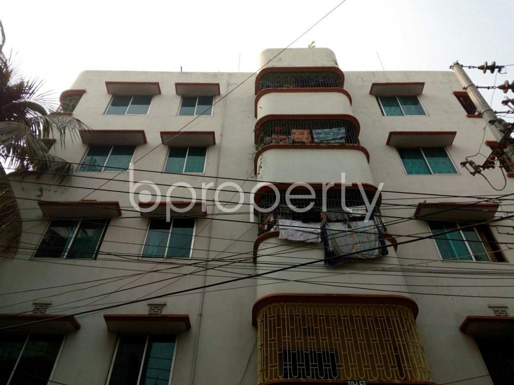 Front view - 2 Bed Apartment to Rent in Mirpur, Dhaka - 1848146