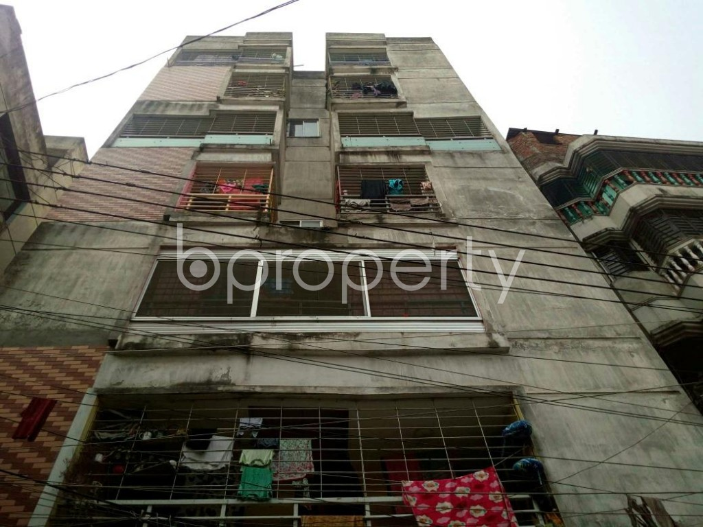 Front view - 2 Bed Apartment to Rent in Dhanmondi, Dhaka - 1848147