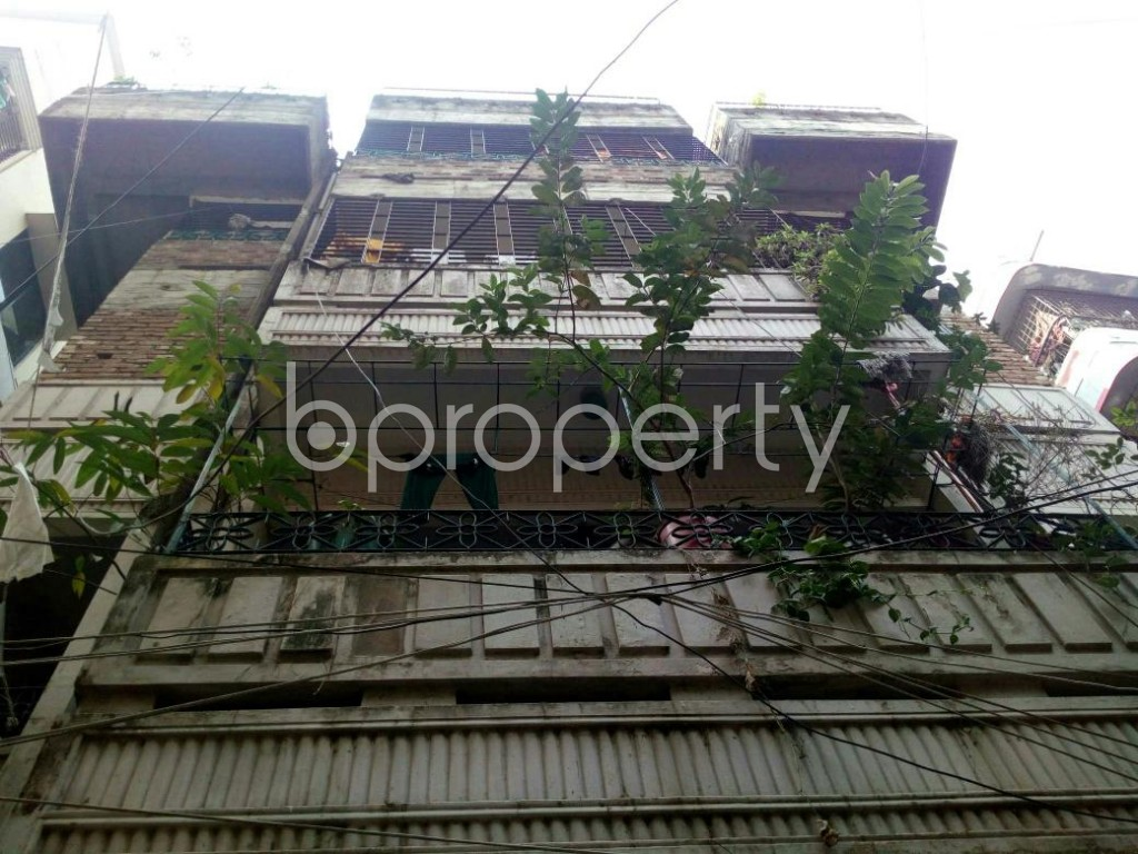 Front view - 2 Bed Apartment to Rent in Dhanmondi, Dhaka - 1848162