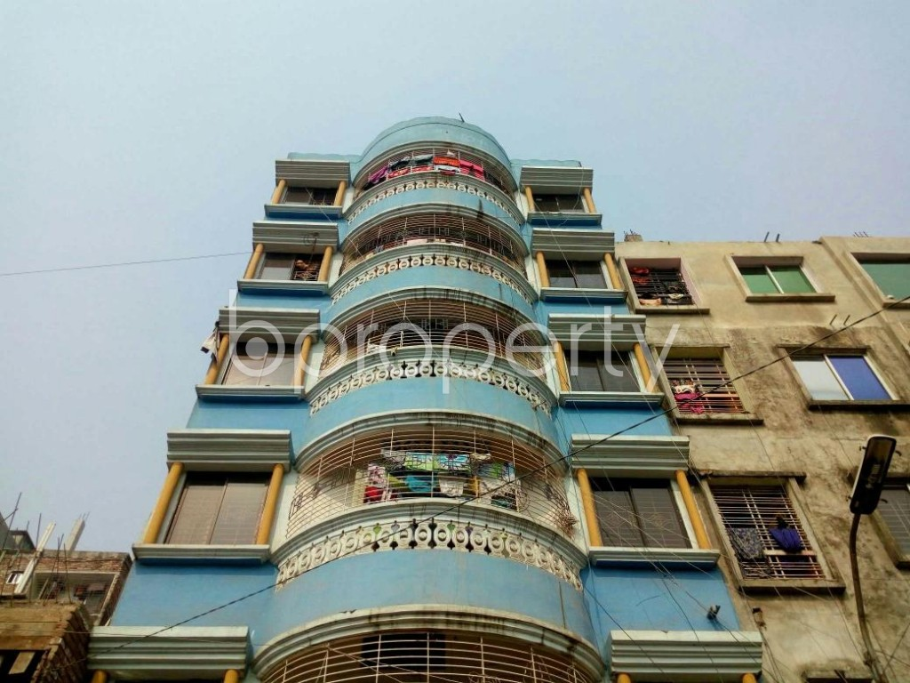 Front view - Office to Rent in Mirpur, Dhaka - 1848166