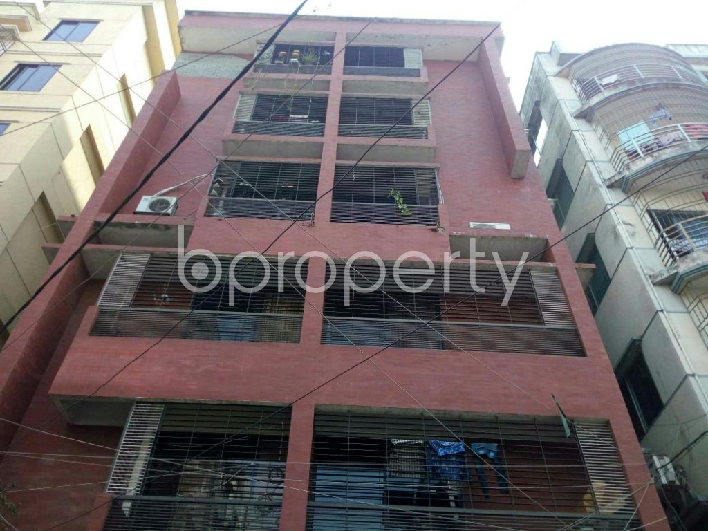 Front view - 2 Bed Apartment to Rent in Uttara, Dhaka - 1848174